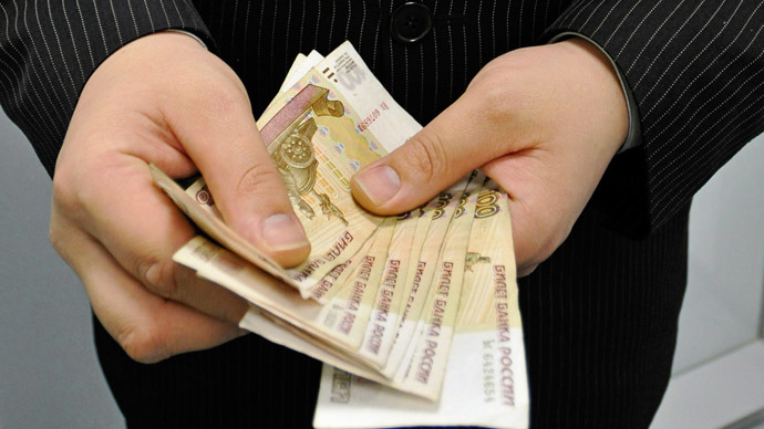 Russians: Financially inactive or financially restricted?