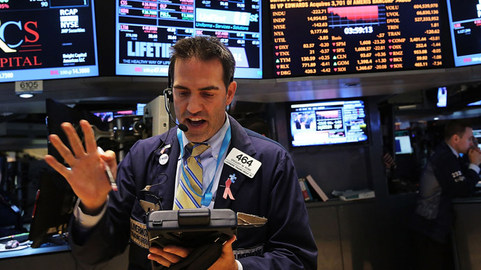 Market Buzz: World stocks rally following upbeat data from US