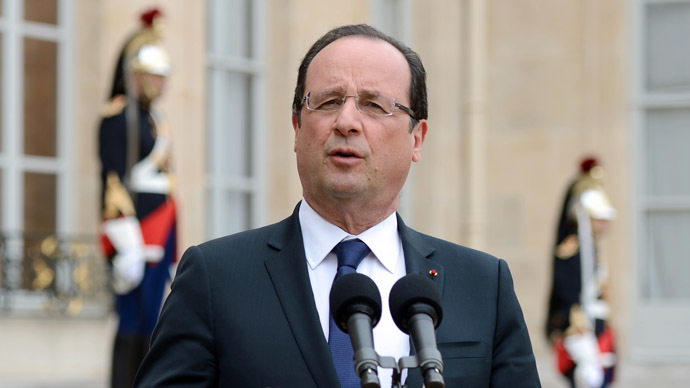 Eurozone crisis over – Francois Hollande