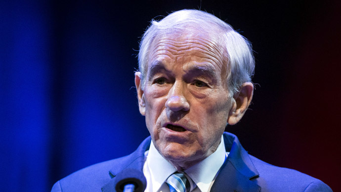 NSA whistleblower supported Ron Paul's presidential run