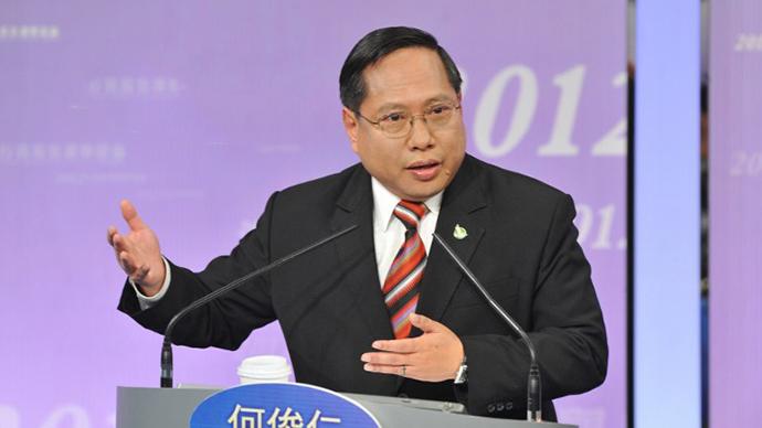 Albert Ho (AFP Photo)