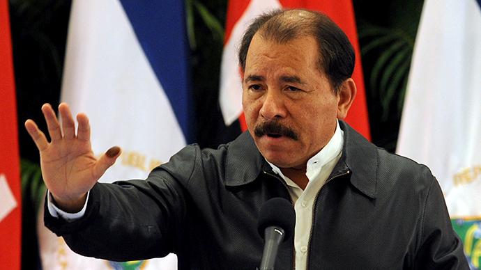 Nicaraguan President Daniel Ortega (AFP Photo / Elmer Martinez)