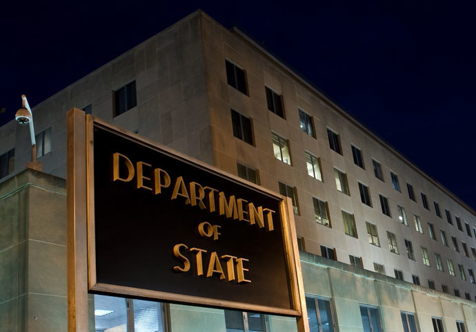 The US State Department.(AFP Photo / Nicholas Kamm)