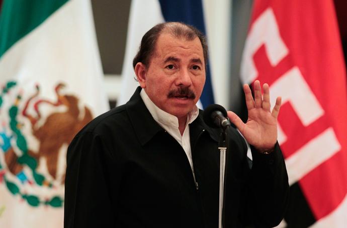 Nicaragua's President Daniel Ortega (Reuters / Oswaldo Rivas)