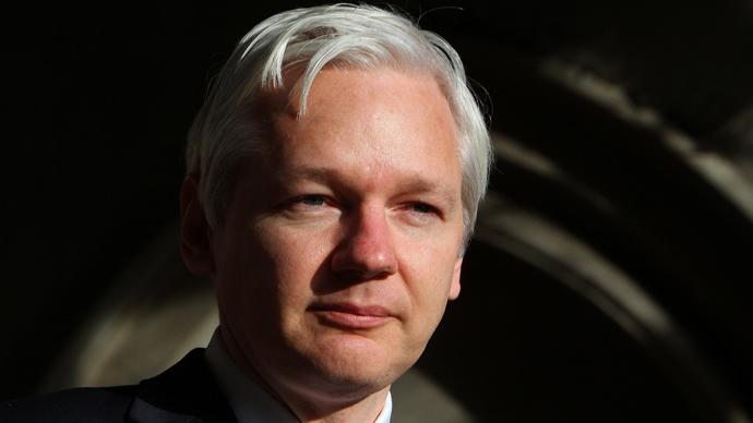 Julian Assange (AFP Photo / Geoff Caddick)