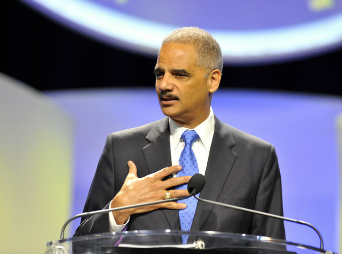Attorney General Eric Holder (Tim Boyles/Getty Images/AFP )
