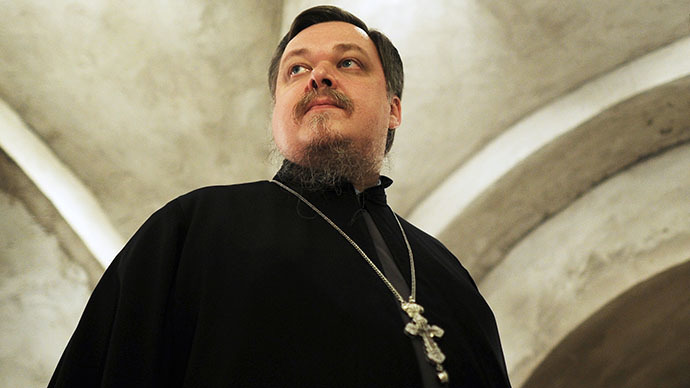 Archpriest Vsevolod Chaplin (RIA Novosti / Vladimir Astapkovich)