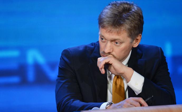 Dmitry Peskov (RIA Novosti / Ilya Pitalev)