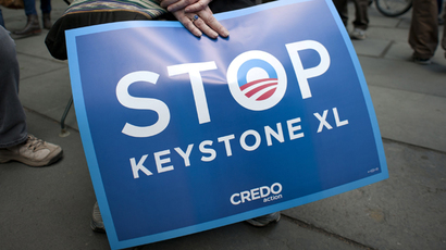 Unlike Keystone XL, new tar sands pipeline gets expedited review thanks to State Dept. bypass