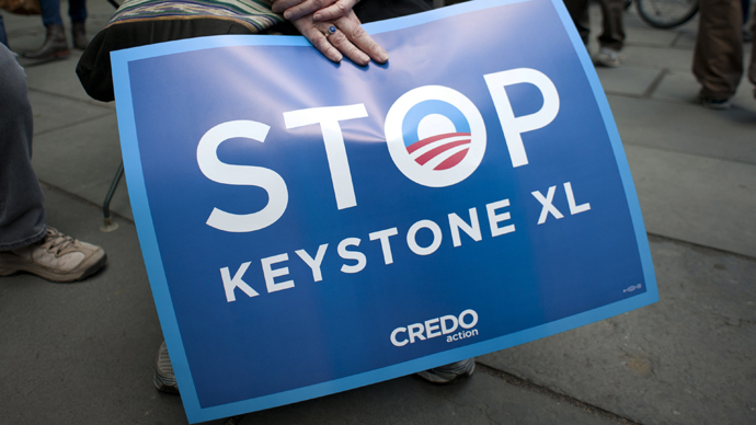 Major-league environmental advocate suing State Department over Keystone XL analysis