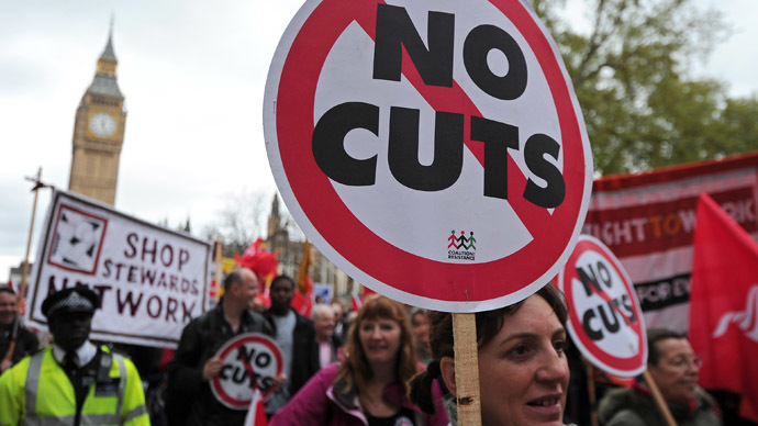 Osborne prescribes UK £11.5bn austerity pill
