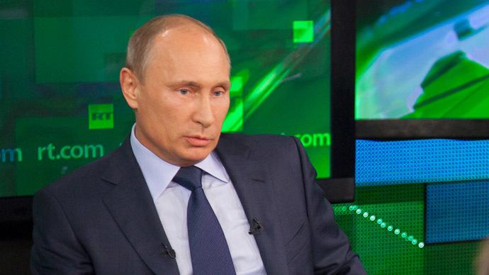 Putin talks NSA, Syria, Iran, drones in RT interview