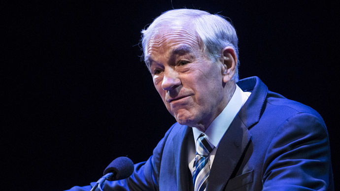 Ron Paul fears US might assassinate NSA leaker Snowden