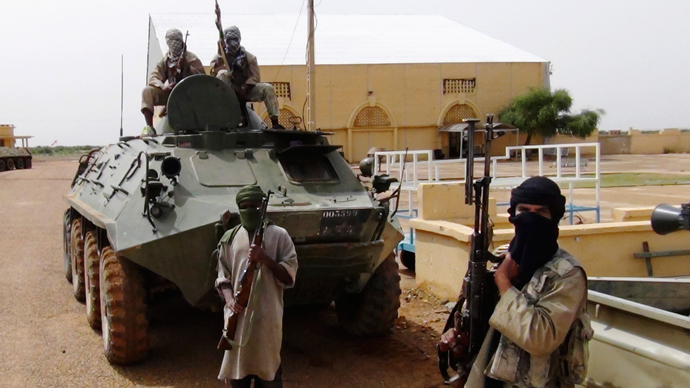 Al-Qaeda linked terrorists in Mali may possess surface-to-air missiles