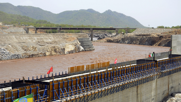 Egypt-Ethiopia dispute over Nile dam 'not yet a military one'