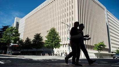 Market Buzz: Rebound on US news