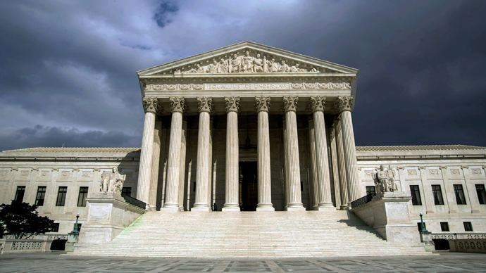 The US Supreme Court Building (AFP Photo / Karen Blayer)