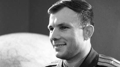 'Let's go!' 80th birthday of Yury Gagarin, first man in space