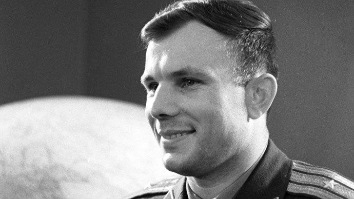 Yuri Gagarin (RIA Novosti / B. Smirnov)