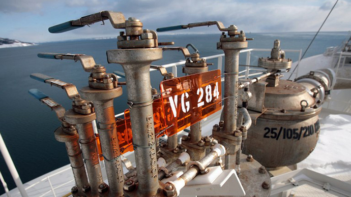 LNG trade falls for first time in 30 years