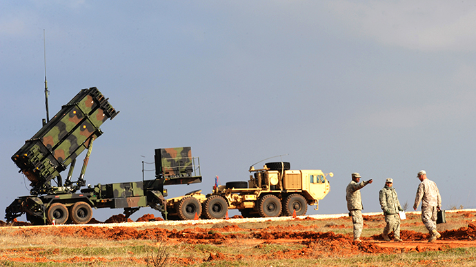 US to leave air defense weapons in Jordan along Syrian border