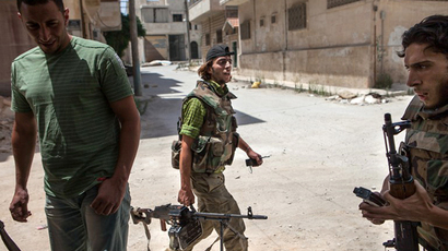 Putin warns Cameron against arming Syrian rebels as UK weighs options