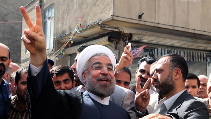 Moderate cleric Rouhani elected president of Iran – Interior Minister