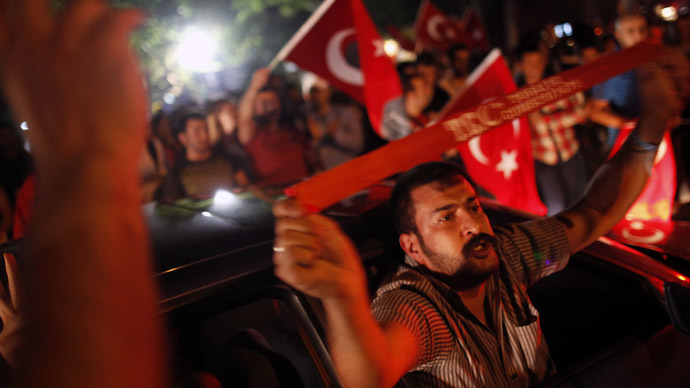Turkish protesters to 'stay in park' despite PM concession