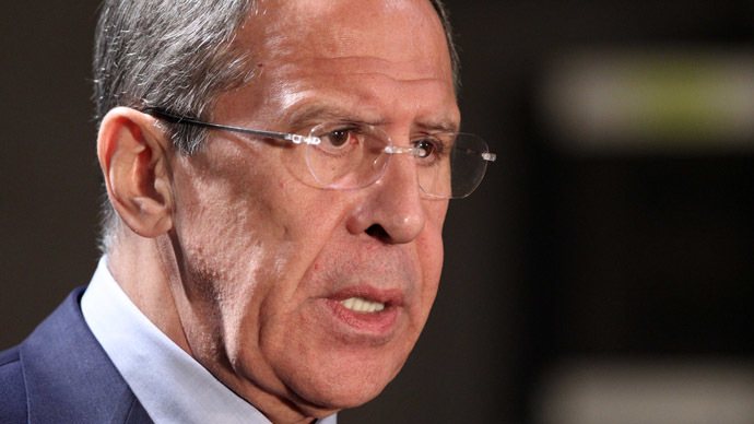 'Syria govt not driven to wall' to use chemical weapons – Lavrov
