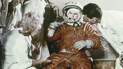 Seagull in space: 50 years after first female space flight