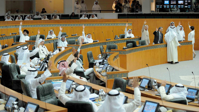 Top Kuwait court orders parliament's dissolution, calls for new elections