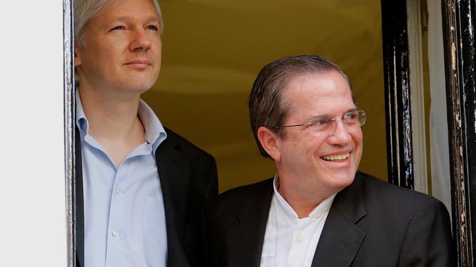 Ecuador's FM in UK to talk Assange fate