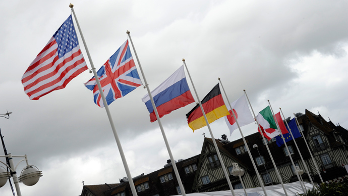 Tax evasion priority number one at G8 summit