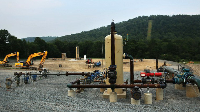 Fracking ignites fights over water in drought-stricken regions