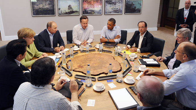 Russia and the G8: Is Russia isolated or does it...