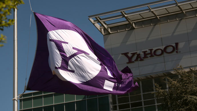 Yahoo! confirms up to 13,000 US data requests