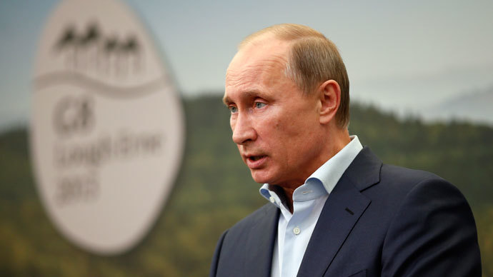 Putin: Didn't feel isolated, not all G8 leaders agree Assad used chemical weapons