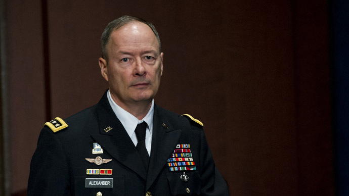 NSA chief: We thwarted more than 50 terror attacks