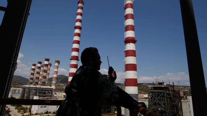 After Gazprom snub, Greece to sell gas company to Azerbaijan