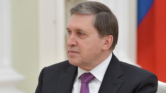 Yury Ushakov (RIA Novosti / Aleksey Nikolskyi)