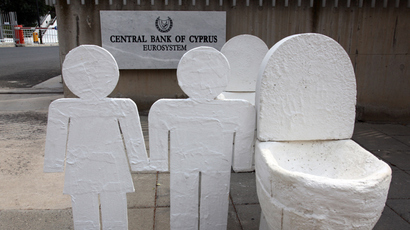 Final 'haircut': Cyprus to levy deposits by 47.5 percent