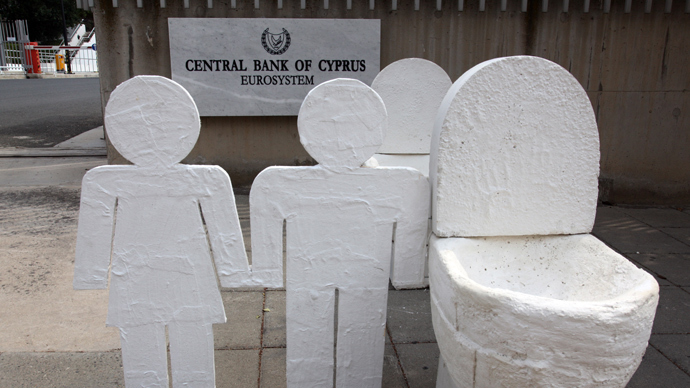 Cyprus deal stands - eurozone officials