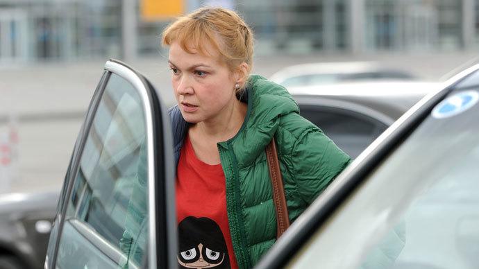 Aksana Panova. (RIA Novosti / Pavel Lisitsyn)