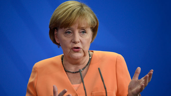 Welcome to #Neuland: Merkel's remark about Internet goes viral
