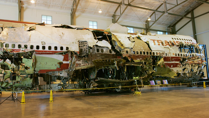 Investigators claim government falsified TWA 800 air crash probe