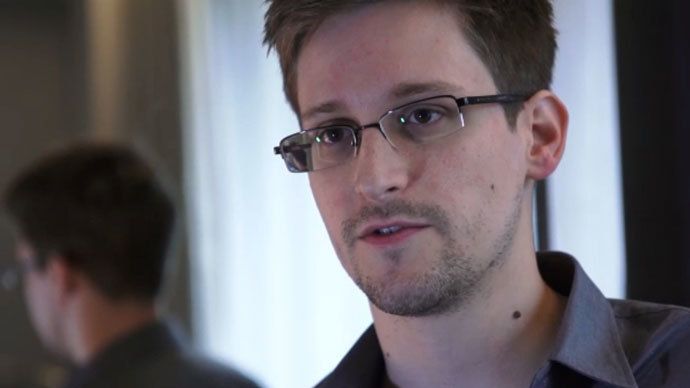 Edward Snowden.(AFP Photo / The Guardian)