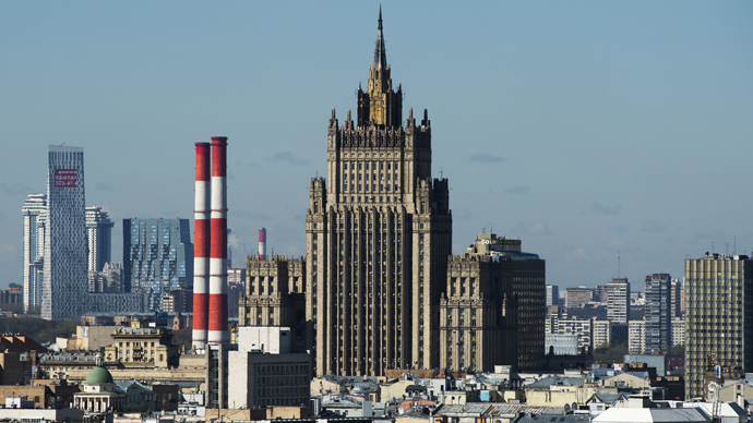 Moscow attacks US human trafficking report as politicized and arrogant