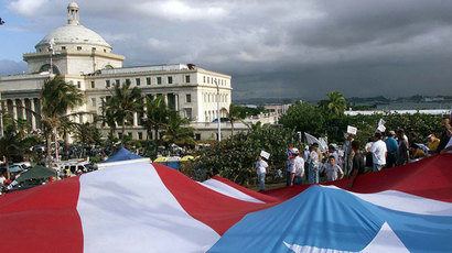 Puerto Rico police arrested for running 'criminal organization'