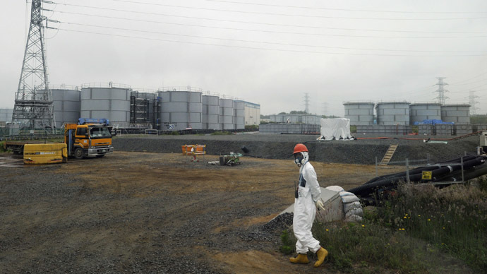 360 liters of radioactive water leaked from Fukushima plant – TEPCO