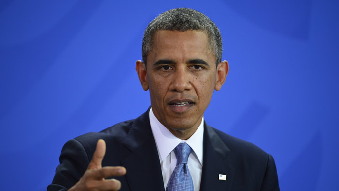 Damage control: Obama meets with privacy board amid NSA scandal